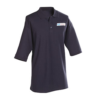 Knit Polo Shirt for Mail Handlers and Maintenance Personnel