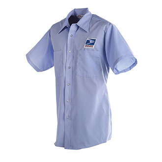 Men's USPS Letter Carrier Short Sleeve Shirt