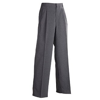 <br>(Men's USPS Retail Clerk Postal Uniform Trousers - Grey