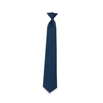 WOMENS POSTAL PINDOT CLIP ON TIE